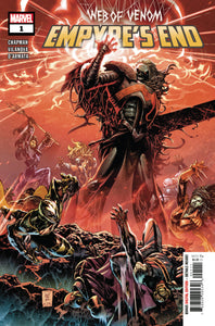 Web of Venom #1A,  Empyre's End, Marvel-Philip Tan Variant