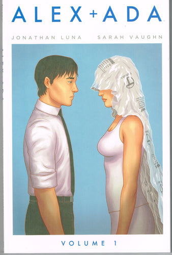 ALEX + ADA  TPB Volume 1