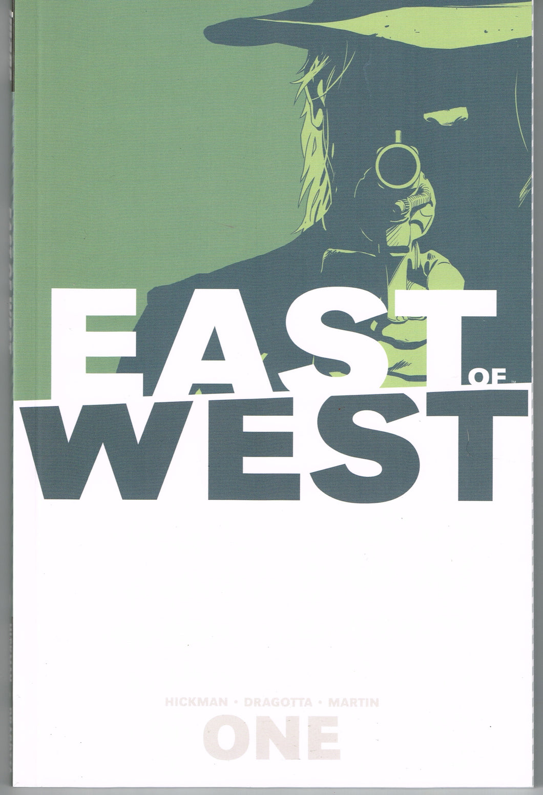 East of West, Volume One, TPB/Graphic Novel-New Image Comics, Hickman/Dragotta