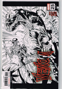 Venom #25-O Variant, Marvel-Donny Cates, Mark Bagley