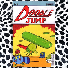 Load image into Gallery viewer, Doodle Jump 1A 2014 Dynamite, an Action Comics #1 Cover Swipe Homage