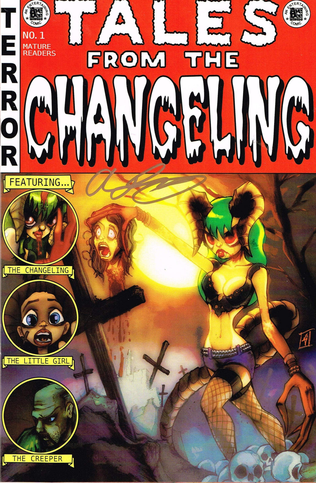 The Changeling #1