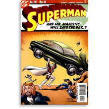 Load image into Gallery viewer, Superman Vol 2 201 - Action Comics #1 Homage