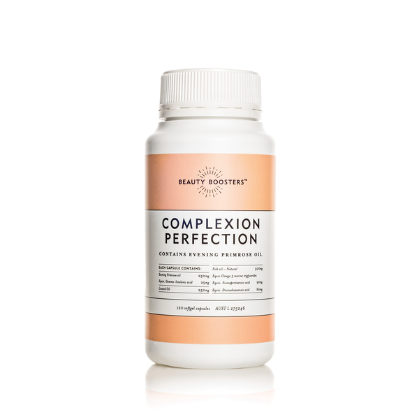 COMPLEXION PERFECTION by Beauty Boosters - 120 Capsules The Glow Store