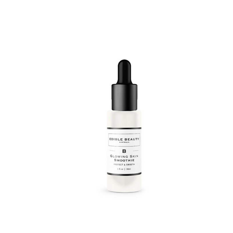 Edible Beauty Glowing Skin Smoothie Booster Serum - Vegan - Pregnancy Safe 30ml-Edible Beauty-THE GLOW STORE