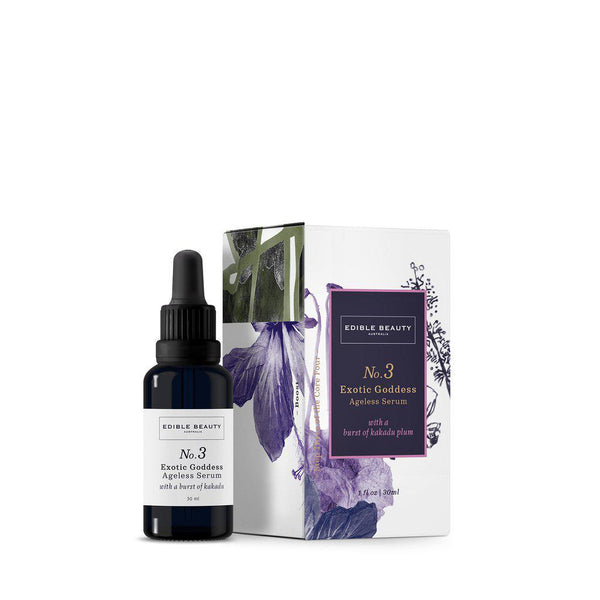 Edible Beauty No. 3 Exotic Goddess Ageless Serum - Vegan - Pregnancy Safe-Edible Beauty-THE GLOW STORE