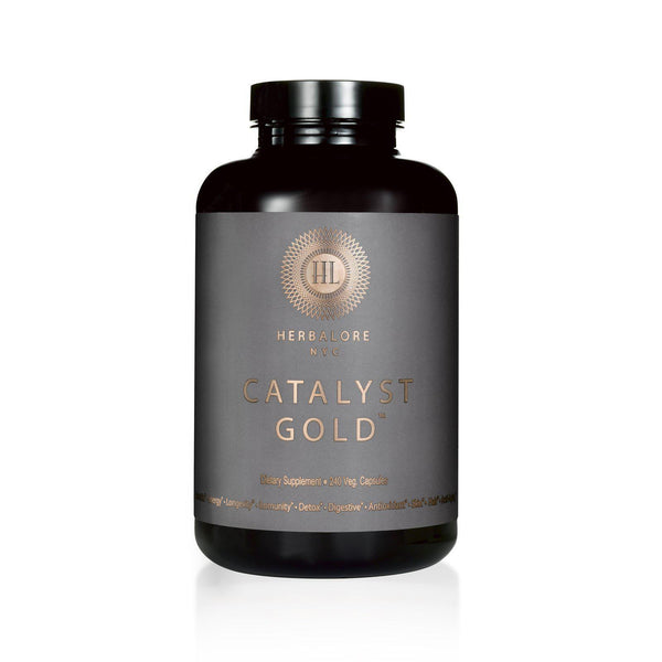 HERBALORE CATALYST GOLD - 240 Capsules The Glow Store