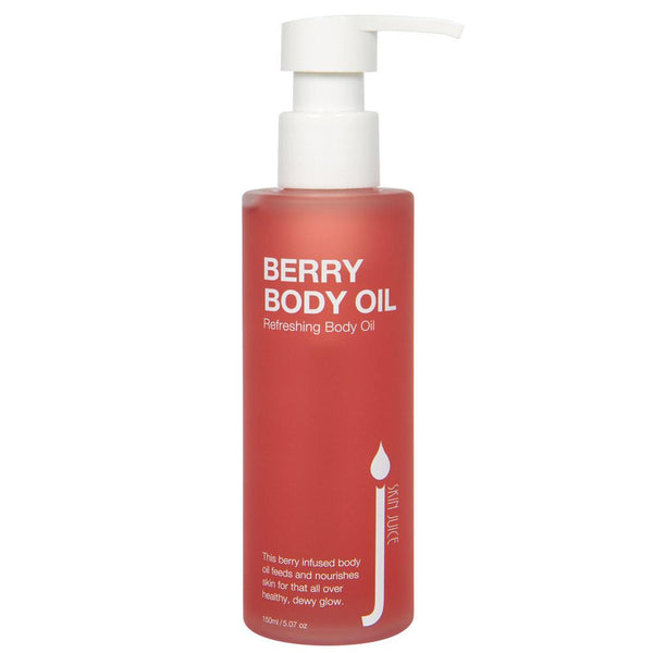 Skin Juice Berry Body Oil - 150ml The Glow Store