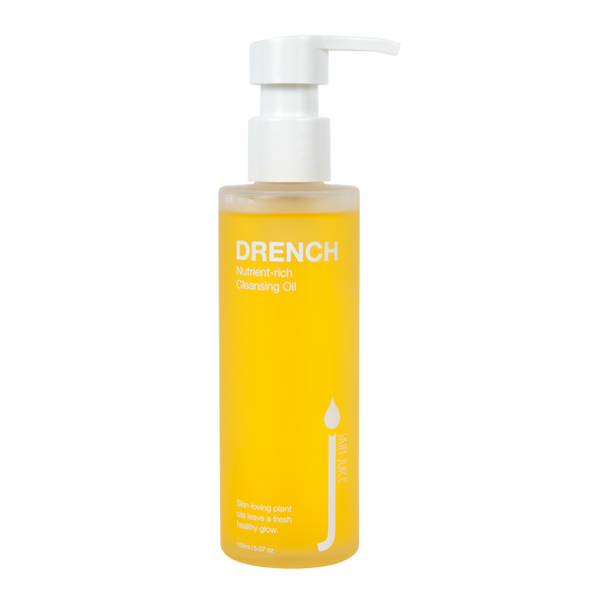 Skin Juice DRENCH Nourishing Cleansing Oil - 150ml-Skin Juice-THE GLOW STORE