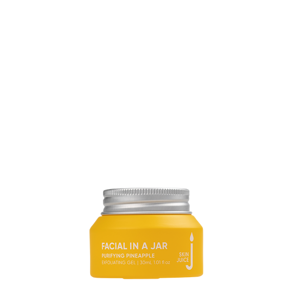 Skin Juice Facial In A Jar - Purifying Pineapple Exfoliating Gel 30ml-Skin Juice-THE GLOW STORE