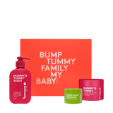 Skin Juice Glow For Two Pregnancy Box - Stretch Mark Prevention Cream + Creamy Body Wash + Green Juice Recovery Balm-Skin Juice-THE GLOW STORE