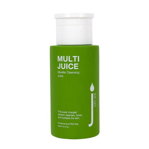 Skin Juice Multi Juice Micellar Cleansing Skin Drink Cleanser The Glow Store