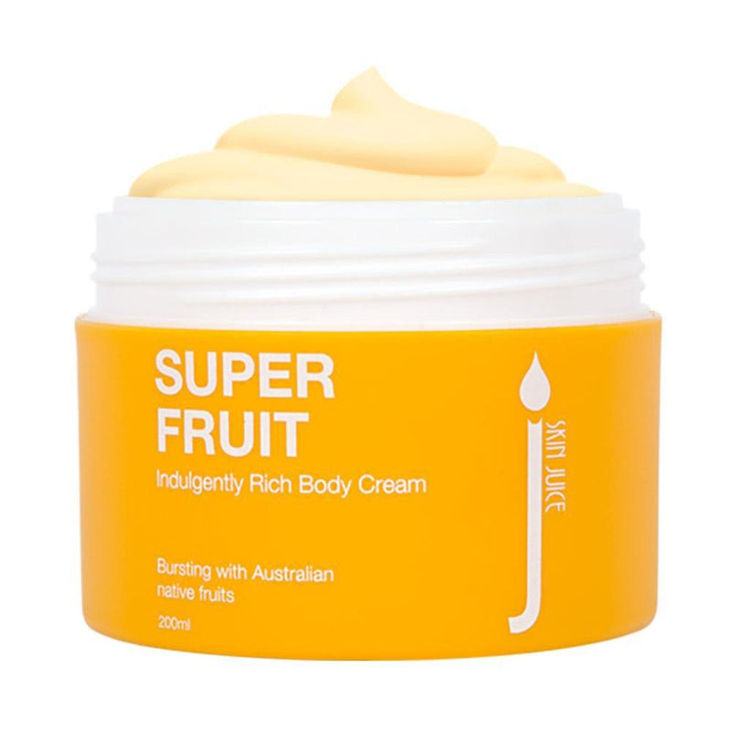 Skin Juice Super Fruit Rich Body Cream - 200ml The Glow Store