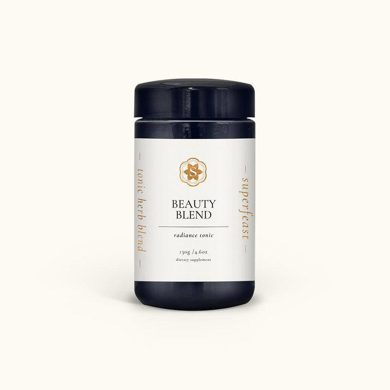Superfeast Mushroom Beauty Blend - Radiance Tonic - 130g-Superfeast-THE GLOW STORE