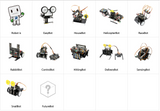RoboRobo Kit - Robotics & Coding (Add-on #3)