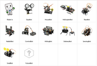 RoboRobo Kit - Robotics & Coding (Add-on #4)