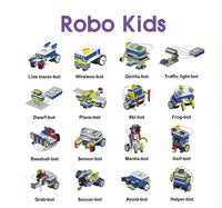 RoboRobo Kids Full Kit (Core & Add-on)