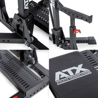 ATX® COMPETITION COMBO RACK - WETTKAMPF RACK