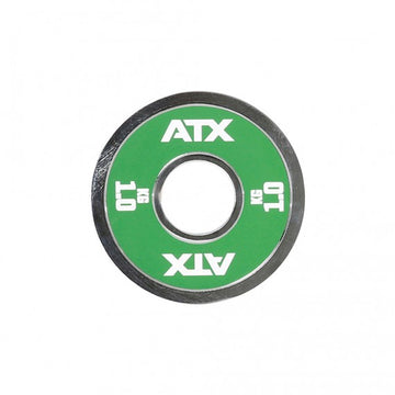 ATX Steel Fractional Plate 0.5 / 1.0 KG