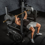 ATX® - The Golden - Powerlifting Bar
