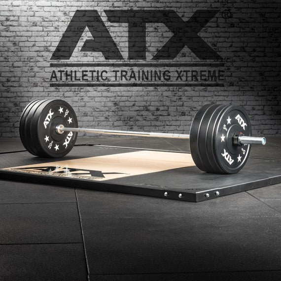 VORTEILSPAKET! ATX® WEIGHT LIFTING GYM BUMPER-SET - 120 KG