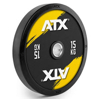 Die ATX® Color Splash - Full Design Bumper Plate - 5 bis 25 kg