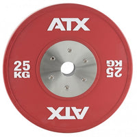 ATX® HQ-Rubber Bumper Plates - COLOUR - Hantelscheiben - internationaler Farbcode