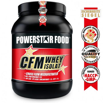 CFM WHEY ISOLAT - Whey Protein Isolate - 1000 g