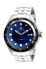 Invicta Hydromax Mens Automatic 51mm Stainless Steel, Aluminum Case, Blue Dial - Model 32236