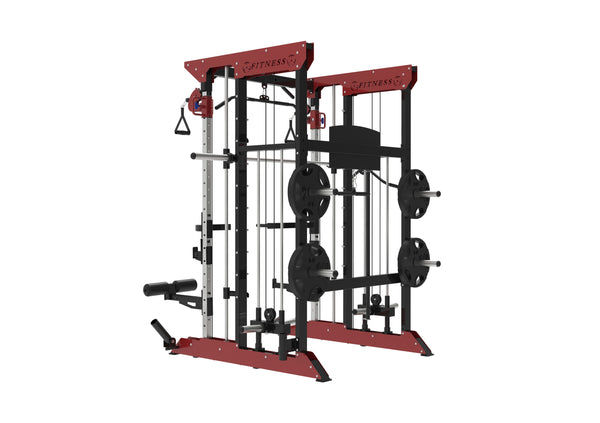 ROBOR MONSTER FULL-FUNCTIONAL SMITH MACHINE - PLATE LOAD