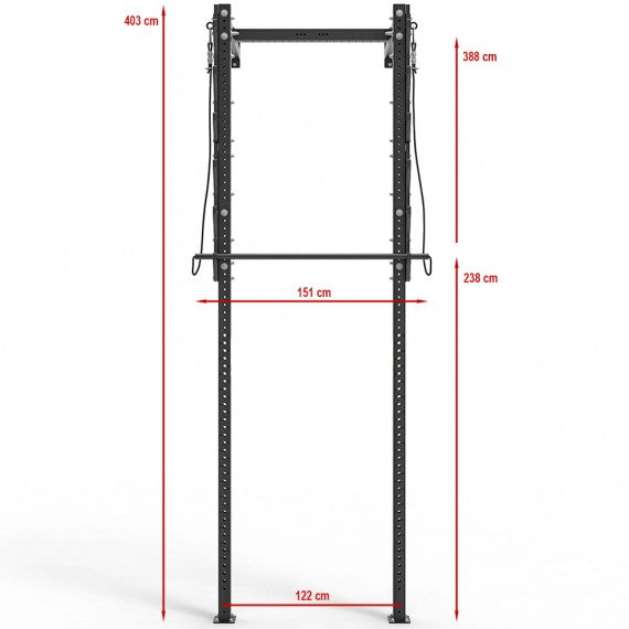 duplikat slamon ladder wall 400-6