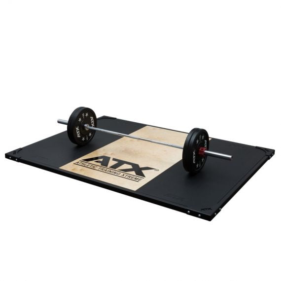 ATX® Weight Lifting Platform - Shock Absorption-System