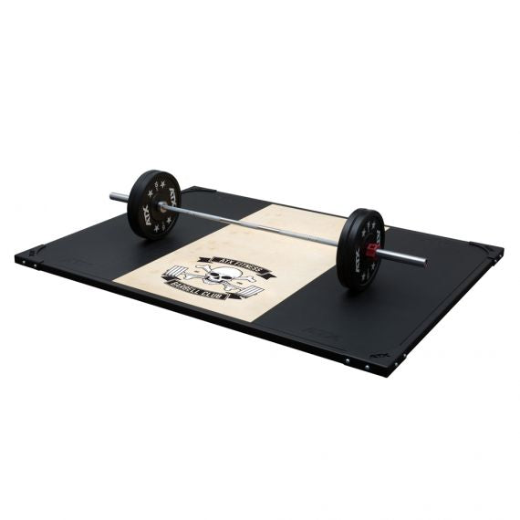 ATX® Weight Lifting Platform - Shock Absorption-System - Barbell Club - Motiv