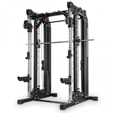BARBARIAN LINE - SMITH CABLE RACK - STECKGEWICHTE