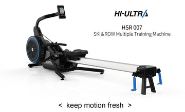 Impulse Pro HSR007 Row & Ski Trainer