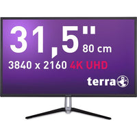 Sportstudio Marketing Monitor - TERRA LED 3290W 4K DP/HDMI/HDR TERRA LCD Vor-Ort-Austausch-Service 60 Monate