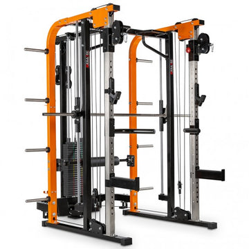 MEGATEC® SMITH CABLE RACK - PLATE LOAD