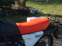 1980-82 BMW R80GS Seat Cover