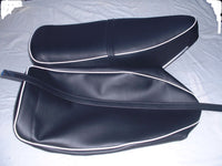 1955-69 BMW R50/2, R60/2, R69S Seat Cover (Wide Seat)