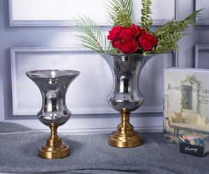 Jasper Vases Collection