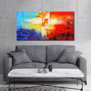 Symmetry Rendez-Vous - paintingsonline.com.au