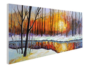 snow-fire-trees-landscape-art-4