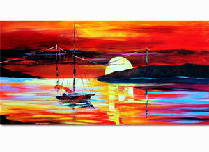 sunset-seascape-wall-art-2