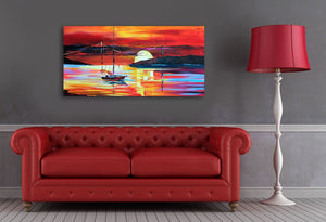 sunset-seascape-wall-art-4