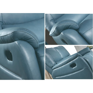 Boss Leather Lounge and Recliner - Marco Furniture