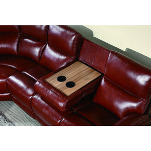 Moreno Leather Recliner Lounge