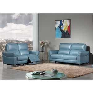 Dorita Leather Lounge and Recliner - Marco Furniture