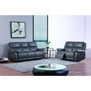 Glitz Leather Recliner Lounge