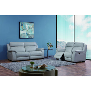 Vanessa Leather Recliner Lounge