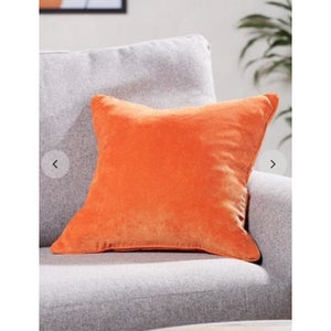 velour-orangecolor-designer-cushion-1